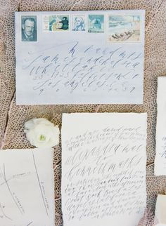 Vintage Style Wedding Stationery | photography by http://www.esthersunphoto.com