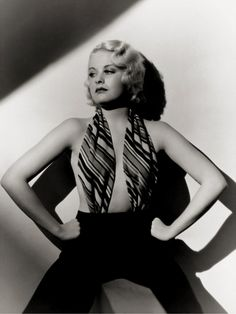 Joan Marshall by George Hurrell