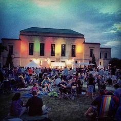 The Ann Arbor Summer Festival- Top of the Park: music, food, outdoor movies. University Of Michigan, Ann Arbor, Great Lakes, Summer Travel, A3, Places To See, Dolores Park, Tours, Spaces