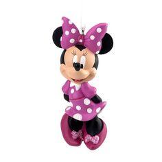 Disney Minnie Mouse by Hallmark Ornament