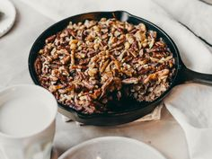 Chai Banana Bread Baked Oatmeal | Faring Well | #vegan #glutenfree #recipe