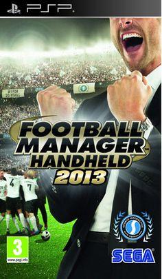 imagen Football Manager 2013 [PSP] [EUR] [Español]