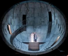 Image result for asymmetry on stage theater