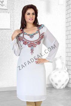 Buy Moroccan short Kaftan SNM 187