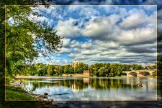 Confluence Park in Binghamton Cities, Landscape, Park, Parks, Landscaping, City