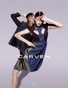 Carven | Campagne Summer 2013