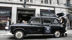 Taxi Love | The Black Coffee Cab co