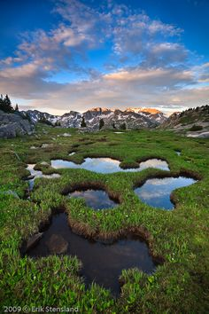 Rocky Mountain National Park, Colorado.  ~by Erik Stensland Places To Travel, Places To See, Paradise Pools, Snowmobile Tours, Aesthetic Experience, Best Ski Resorts, Alpine Lake, Estes Park, Rocky Mountain National Park