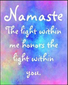 Namaste... repinned by http://Abundance4Me.net