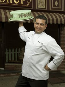 CAKE BOSS : Programs : TLC : Discovery Press Web Buddy Valastro, Pasteles Cake Boss, Cake Boss Buddy, Favorite Tv Shows, Chef Jackets, Discovery, Printing Press, Brazil