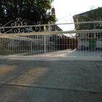 Matthews Fences and Gates - Woven Wire Gates