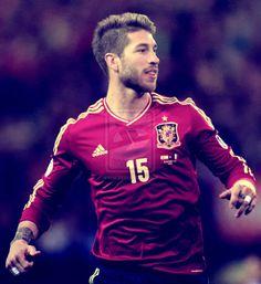 Sergio Ramos ... Selección Española