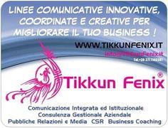 Tikkun Fenix is Communication and Innovation!