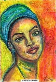 This was my first time using oil pastels - Darci Conner Oil pastel portrait. Oil Pastel Art, Oil Pastel Drawings, Art Drawings, Oil Pastels, Pastel Portraits, Abstract Portrait, Arts Ed, Collage, Elementary Art