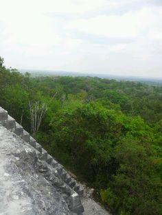 Temple V, Tikal in Guatamala