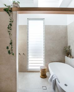 Kyal and Kara have project managed, designed or completed over 25 renovation projects. Bathroom Renos, Bathroom Layout, Bathroom Interior Design, Bathroom Styling, Modern Bathroom, Bathroom Ideas, Brick Bathroom, Bathrooms, Bathroom Windows