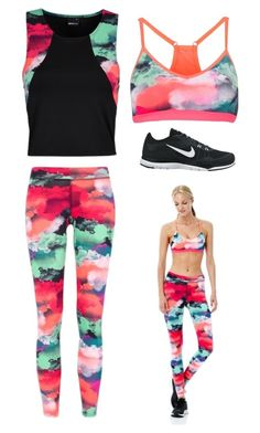 """""""COLORED CLOUDS"""" by eellcat on Polyvore"""