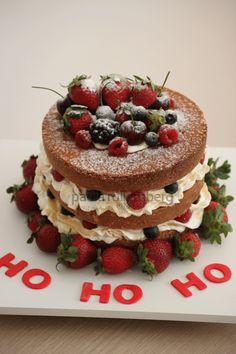 Naked Cake Natalino