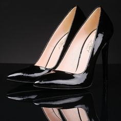 The right pair of shoes can change the feel of an outfit, and even change how a woman feels about herself. A woman can wear confidence on her feet with a high stiletto from Torry Milano. Womens High Heels, Confidence, Christian Louboutin, Kitten Heels, Footwear, Glamour, Pumps, Fancy, Change
