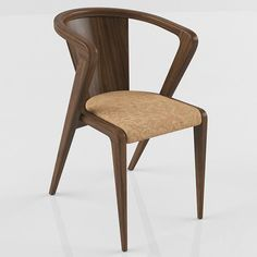 Download Chair Portuguese Roots free 3D model for printing