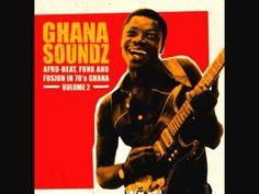 "Neste vídeo capa vou mostrar a música ""Africa is Home"" do álbum ""Ghana soundz - Afro-Beat, Funk and Fusion in 70's Ghana - Volume 2 - 2004"""