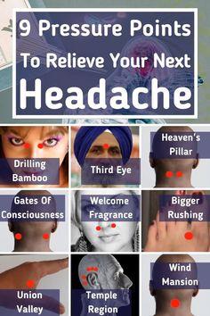 Yoga For Headaches, Getting Rid Of Headaches, Prevent Migraines, How To Cure Headaches, How To Cure Migraine, Remedies For Migraine Headaches, How To Stop Migraines, Headache Cure, Home Remedy For Headache