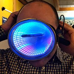 Infinity Mirror Scuba Mask | Hackaday.io