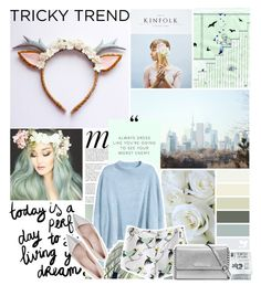 """""""I Love You, And I Will Love You Until I Die, And If There Is Life After That I Will Love You Then"""" by girl-with-the-pearls on Polyvore featuring Whiteley, H&M, Giambattista Valli, MICHAEL Michael Kors, women's clothing, women's fashion, women, female, woman and misses"""