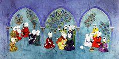 Osmanlı Makamlarında Yahudi Bestekârlar Music Therapy, Environmental Art, Muslim, Ottoman, Healing, Kids Rugs, History, Painting, Civilization