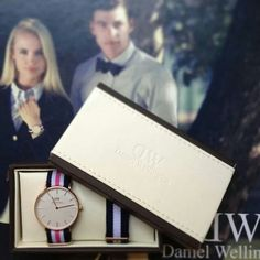Daniel Wellington watches ~ Yppsala • Sweden ~ // http://www.victoramaroblog.com/2013/12/daniel-wellington-watches-yppsala-sweden.html Today we're gonna talk about a new brand watches: Daniel Wellington!! I've discover this brand through instagram and I really like it!! These watches are so elegant and I think that this is a perfect present for gentlemen and women. Good price (between 149€ and 179€), design, accessories (straps) and quality. No doubt, this brand it's a good choice! The…