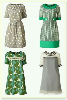 d1f7bceb26c Orla Kiely dresses    love the first two