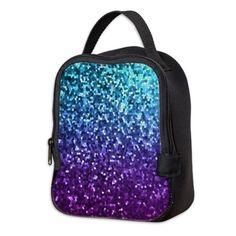 SOLD Mosaic Sparkley Neoprene Lunch Bag! #cafepress #neoprene #lunch #bag #mosaic #sparkley   http://www.cafepress.com/medusa81.1283631797