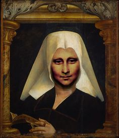 Mona Lisa - Metsys