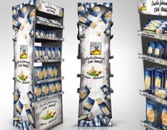 Baneasa Whole Pasta - Point of Sale for Pasta Products