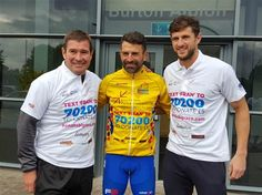 BENALI REACHES BURTON ALBION ON EPIC CHARITY MISSION