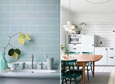 HOW TO DECORATE WITH PANTONE'S COLOUR OF THE YEAR, SERENITY