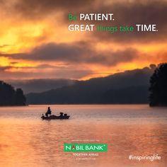 Good Morning...Have a great day! #nabilbank #inspiringlife