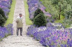 Prince Charles at Highgrove. At the time I started, one of the great difficulties associated with the adoption of organic - or, perhaps more appropriately, sustainable - principles turned out to be convincing others that you had not taken complete leave of your senses.