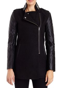 2b | Rimi Wool Coat - Clothing
