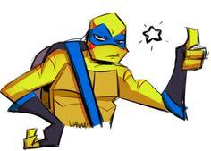 Spook — wARMUP Doodle LeoN believes in your abilitieS Tmnt Leo, Leonardo Tmnt, Tmnt 2012, Fan Art, Teenage Mutant Ninja Turtles, Doodles, Fandoms, Superhero, Cartoons