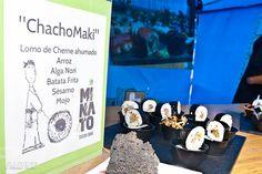 ChachoMaki  maki de Cherne
