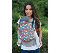 6f690421a7f Tula Baby Sly Ergonomic Baby Carrier