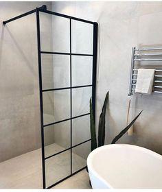 I recommend much more details on Easy Diy Bathroom Remodel Half Bathroom Decor, Bathroom Inspo, Bathroom Shower Curtains, Bathroom Inspiration, Small Bathroom, Bathroom Showers, City Bathrooms, Industrial Bathroom Design, Bathroom