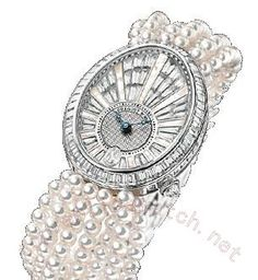 Breguet Reine de Naples Automatic ladies Watch 8939BB-6D-J49 DD0D Watches