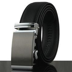 New arrival mens belts luxury high quality Genuine Leather belt men designer automatic buckle belt fashion waist belt