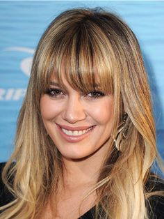 83 Hairstyles with Bangs - Celebrity Haircuts with Bangs - Elle