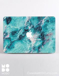 Marble macbook case macbook case 12 macbook pro 13 by CasesbyMODO