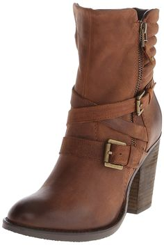 Steve Madden Women's Raleighh Motorcycle Boot -- This is an Amazon Affiliate link. You can get more details by clicking on the image.