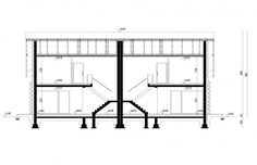 Homekoncept 47B 117.33 m2   Projekt domu bliźniaczego   projekty domów   kreoDOM.pl Floor Plans, Floor Plan Drawing, House Floor Plans