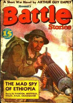 Battle Stories - 5/1935